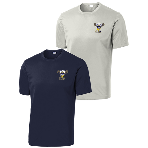 North Ridgeville Lacrosse Performance Tee (S198)