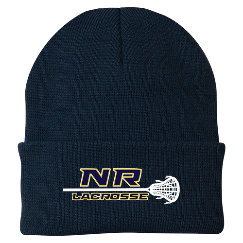 North Ridgeville Lacrosse Knit Cap (RY419)