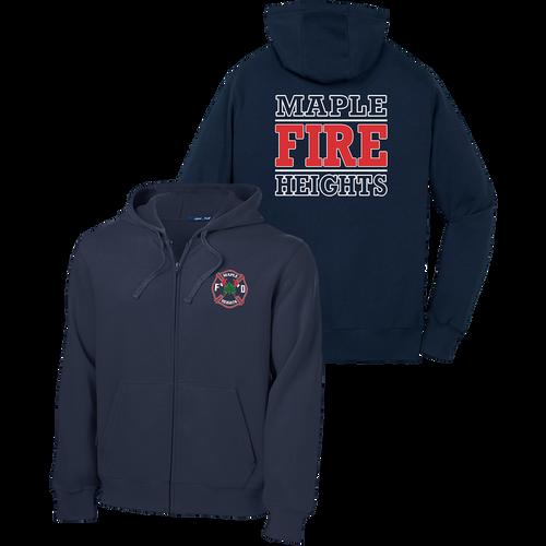 MHFD Station Full-zip Hoodie (S169/F265)