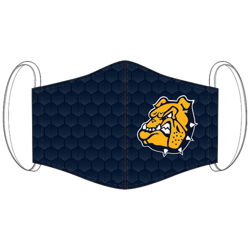 OFAB Bulldog Face Mask (CUST)