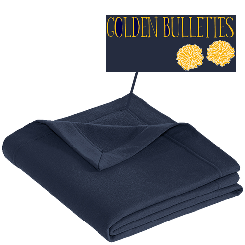 OFHS Gold Bullettes Blanket (RY160)
