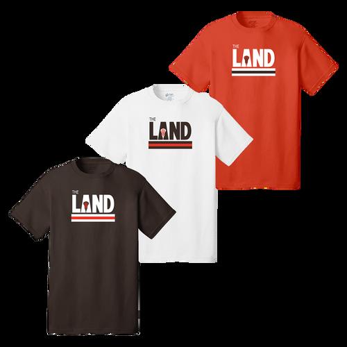 The Land LAX Tee (F362/F363/F364)