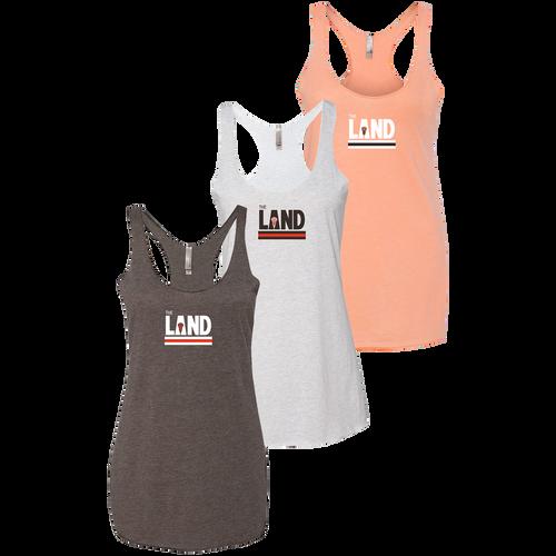 The Land LAX Ladies Tank (F204)