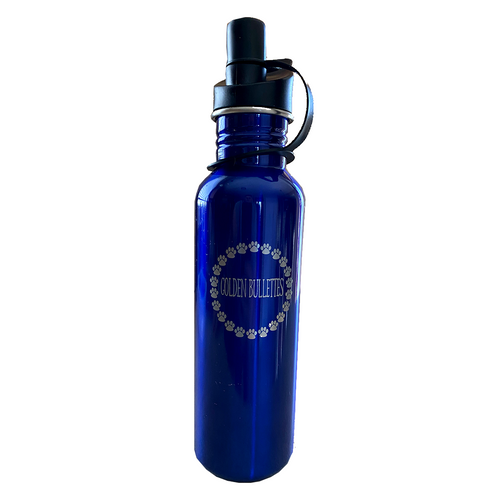 OFHS Golden Bullettes Water Bottle (CUST)