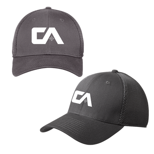 Campbell & Associates Flexfit Mesh Back Cap (RY421)