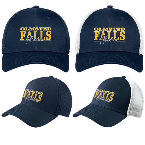 Olmsted Falls Alumni Association Flex Fit Hat (RY024A)