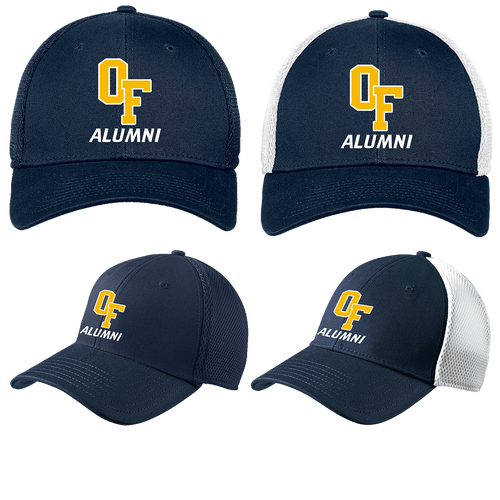 Olmsted Falls Alumni Association Flex Fit Hat (RY026A)