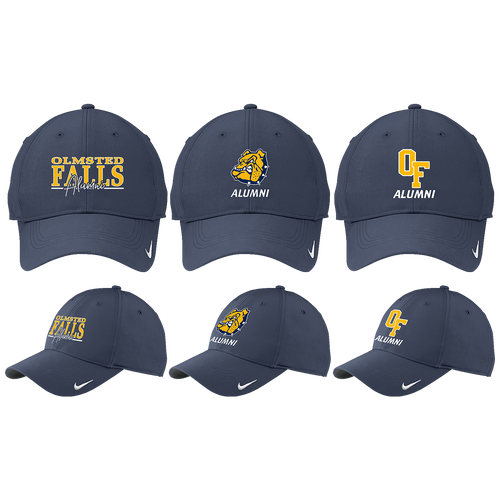 Olmsted Falls Alumni Association Nike Legacy Hat (RY024A/RY025A/RY026A)