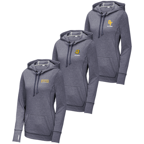 Olmsted Falls Alumni Association Ladies Hoodie (RY008A/RY009A/RY010A)