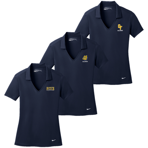 Olmsted Falls Alumni Association Nike Ladies Polo (RY008A/RY009A/RY010A)