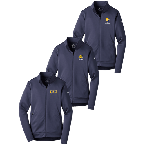 Olmsted Falls Alumni Association Nike Ladies Full-zip (RY008A/RY009A/RY010A)