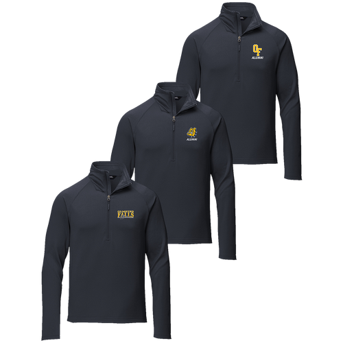 Olmsted Falls Alumni Association North Face 1/4-Zip (RY008A/RY009A/RY010A)