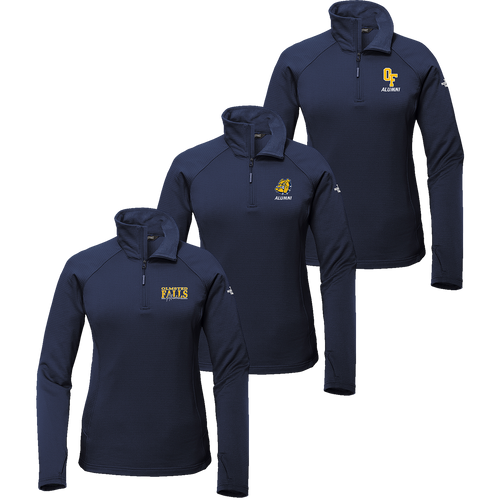 Olmsted Falls Alumni Association North Face Ladies 1/4-Zip (RY008A/RY009A/RY010A)