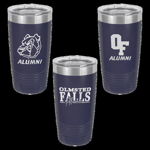 Olmsted Falls Alumni Association Travel Mug (EN008A/EN009A/EN010A)