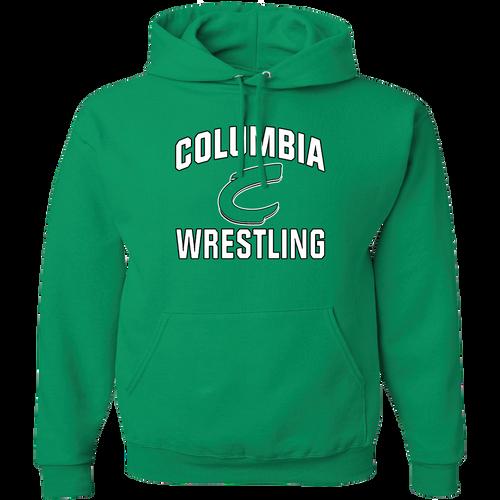 Columbia Wrestling Hoodie  (F374)