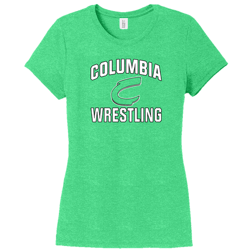 Columbia Wrestling Ladies Perfect Tri Tee (F374)