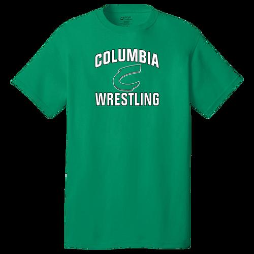 Columbia Wrestling Tee (F374)