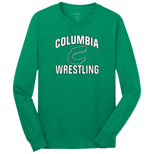 Columbia Wrestling LS Tee (F374)