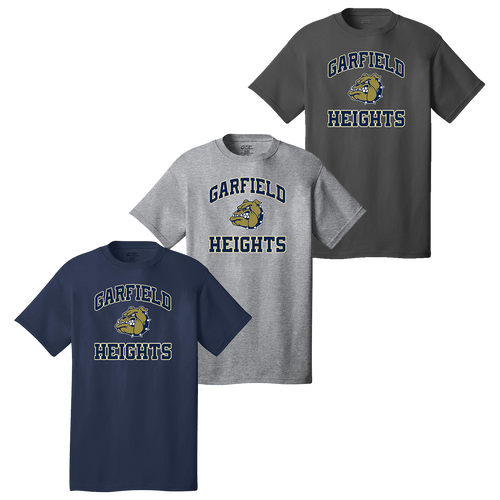 Garfield Heights Athletic Booster Club Tee (F380)