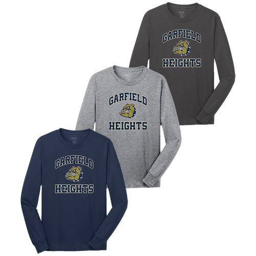 Garfield Heights Athletic Booster Club LS Tee (F380)