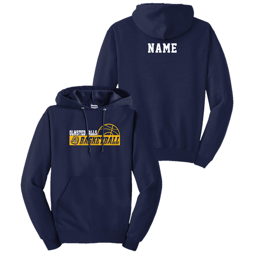 Olmsted Falls Basketball Association Player Hoodie (F388)