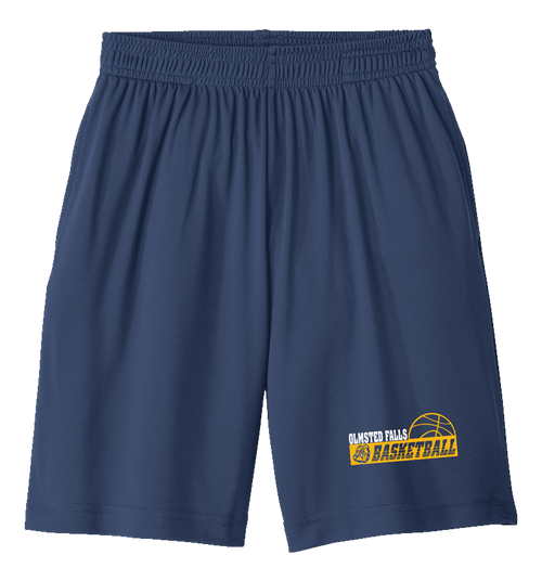 Olmsted Falls Basketball Association Player Shorts (S207)
