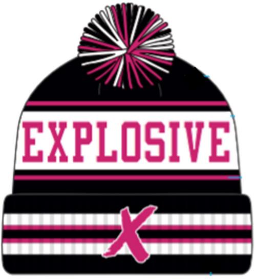 Explosive Beanie (TK106C)