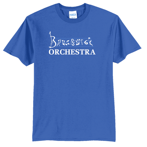 Brunswick Orchestra Tee (F394)