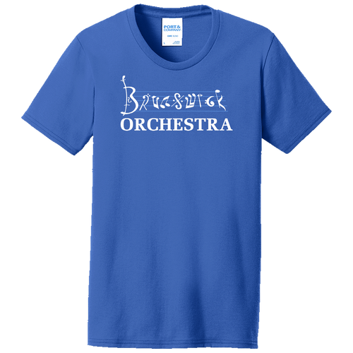 Brunswick Orchestra Ladies Tee (F394)
