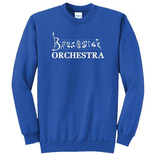 Brunswick Orchestra Crewneck (F394)