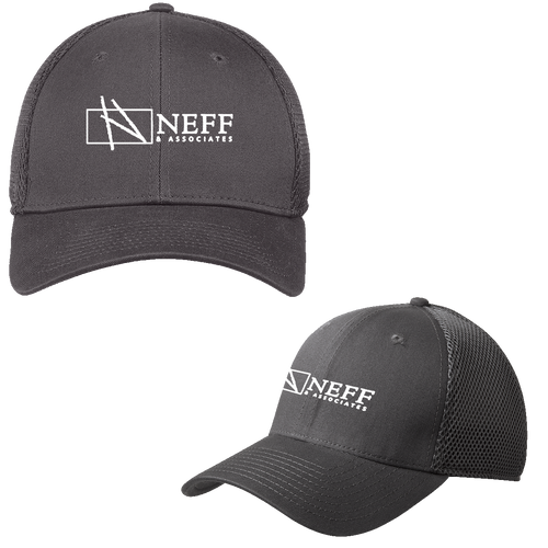 Neff Flexfit Mesh Back Cap (RY429B)