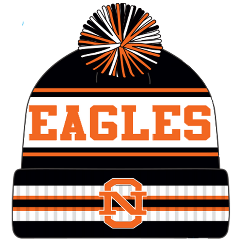 North Olmsted Athletic Boosters Beanie (TK106C)