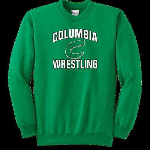 Columbia Wrestling Crewneck (F374)