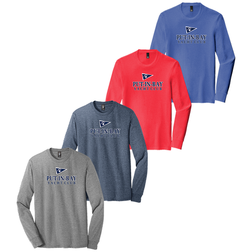 Put-In-Bay Yacht Club LS Tee (F392)
