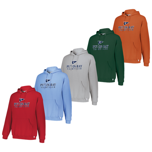 Put-In-Bay Yacht Club Hoodie (F392)