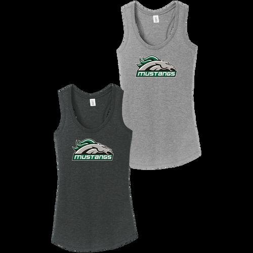 Strongsville Mustangs Ladies Racerback Tank (F395)