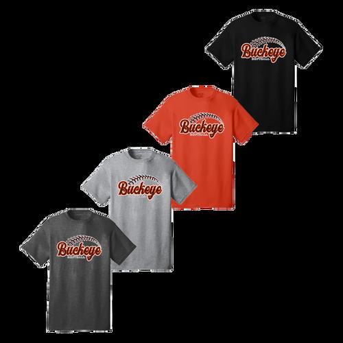 Buckeye Softball Tee (F398)