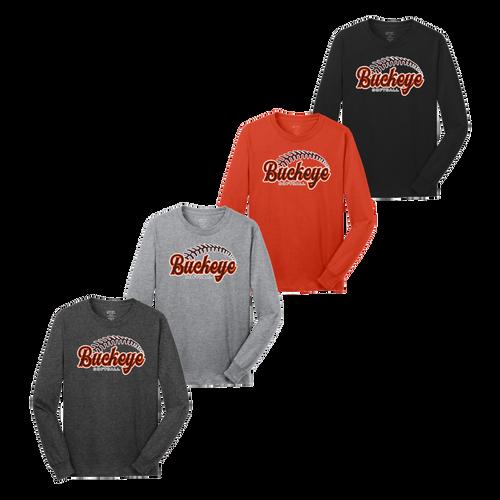 Buckeye Softball LS Tee (F398)