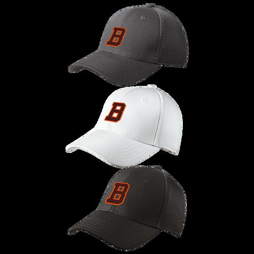 Buckeye Softball Stretch Mesh Cap (RY179)