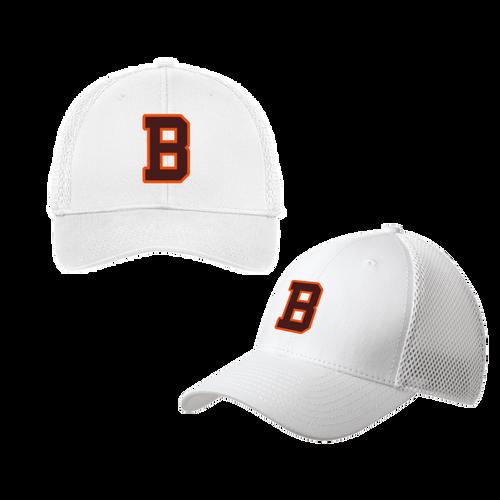 Buckeye Softball Snapback Mesh Cap (RY179)