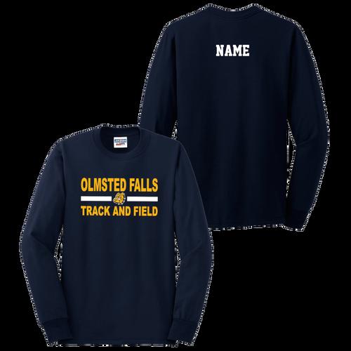 OFHS Track & Field LS Tee (F350)