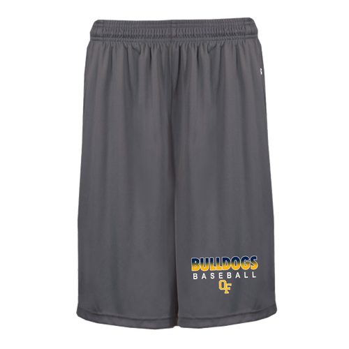 OFHS Baseball Pocketed Shorts - Mandatory (S214)