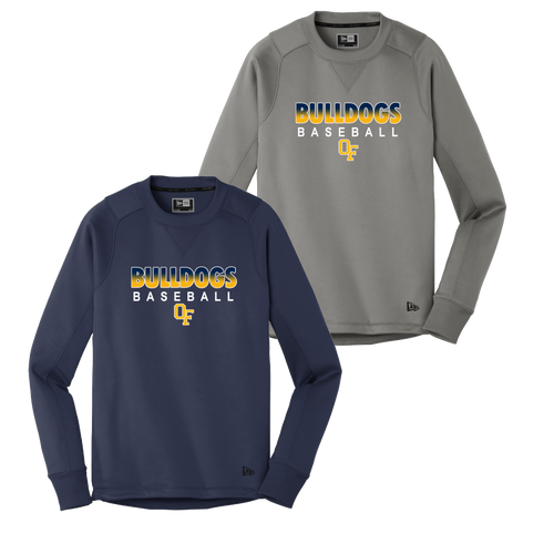 OFHS Baseball New Era Crewneck (F399)
