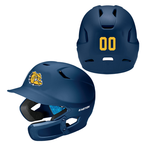 OFHS Baseball Batting Helmet with Jaw Protection (DECAL)