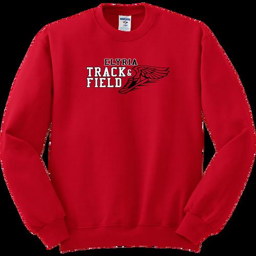Elyria Westwood Track & Field Crewneck (F408)
