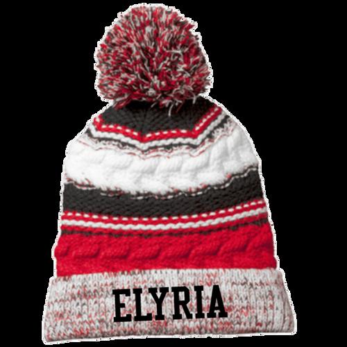 Elyria Westwood Track & Field Beanie (RY158A)