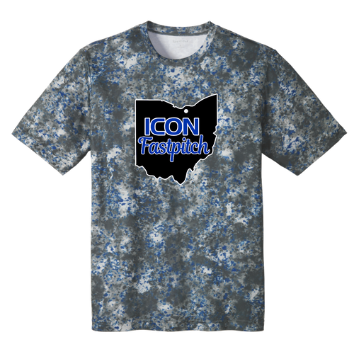 ICON Fastpitch Mineral Freeze Tee (F413)