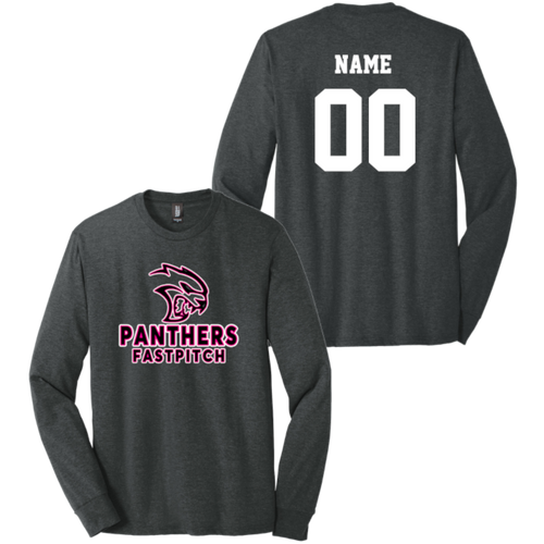 Medina Panthers Fastpitch LS Tee (F415)