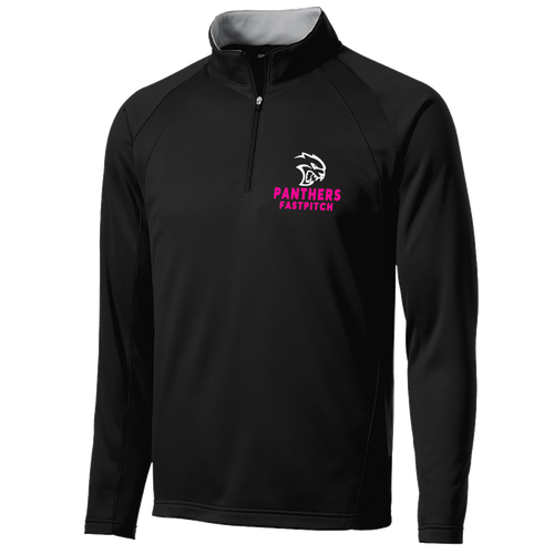 Medina Panthers Fastpitch 1/4-Zip Pullover (RY259)