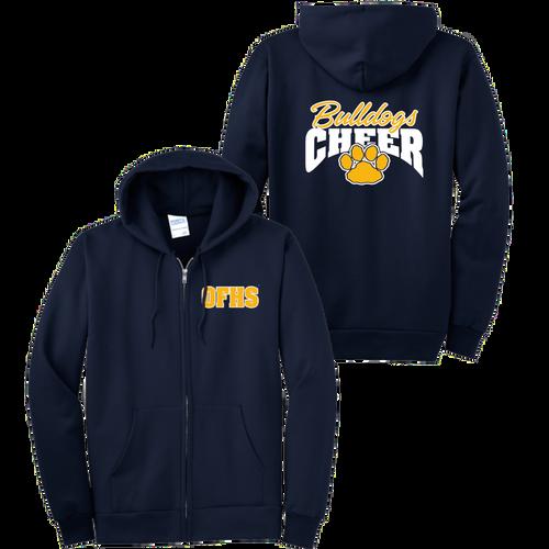 OFHS Cheer Full-Zip (S234/B036)